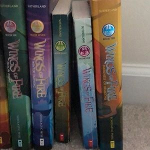 Wings of Fire Book Set